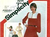 Simplicity 5291 A