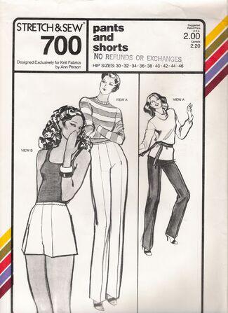 Stretch & Sew 700 image