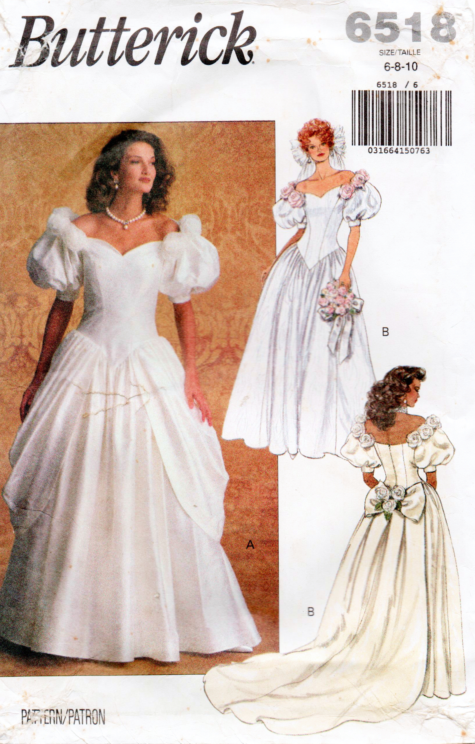 Butterick 6518 B   Vintage Sewing Patterns   FANDOM powered by Wikia