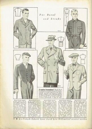 Magazine fashion pages (10)