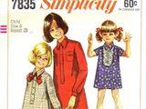 Simplicity 7835 A