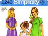 Simplicity 9243