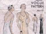 Vogue 7166 B