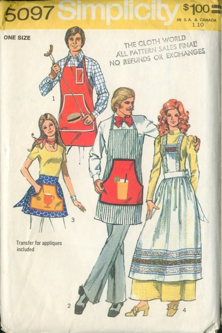 Simplicity 5097 | Vintage Sewing Patterns | FANDOM powered by Wikia