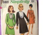 Simplicity 6801