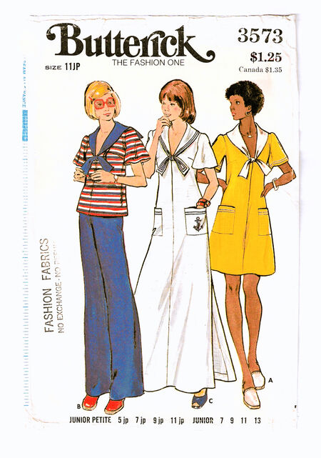1974 Sailor Wardrobe wiki