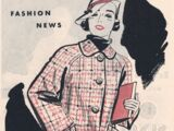 Butterick Fashion News April 1936