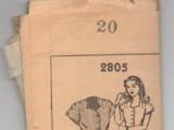 Mail Order 2805 A