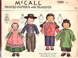 McCall 1203