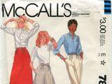 McCall's 7856