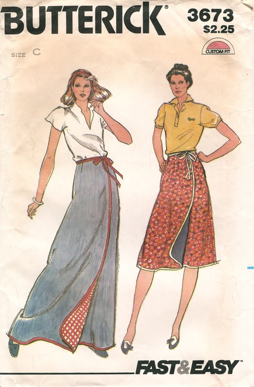 Butterick 3673 | Vintage Sewing Patterns | FANDOM powered by Wikia