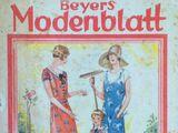 Beyers Modenblatt No. 2 Vol. 9 1930