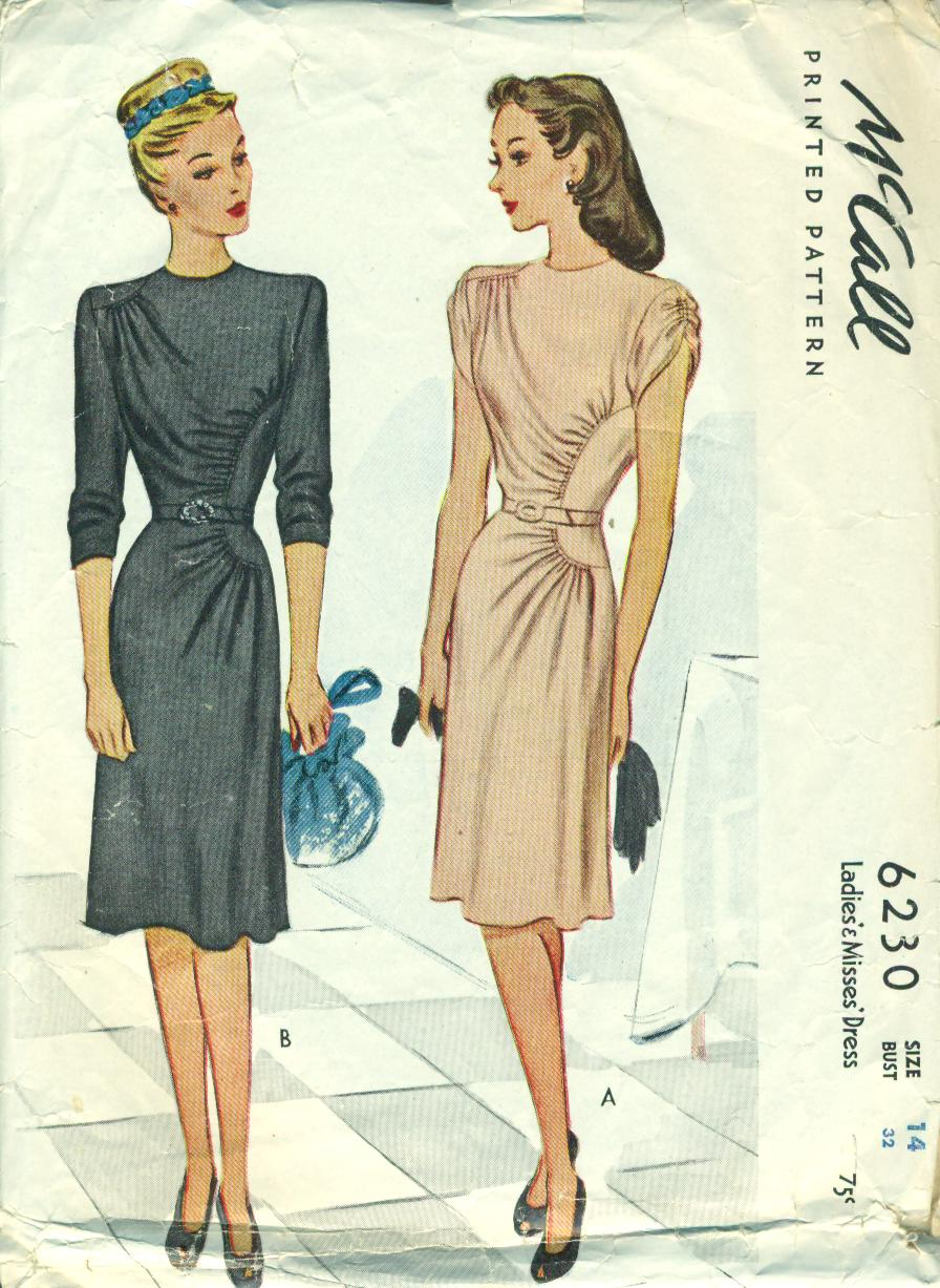 McCall 6230 | Vintage Sewing Patterns | FANDOM powered by Wikia