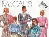 McCall's 3275 A
