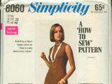 Simplicity 8060 A