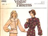 Vogue 8993 A