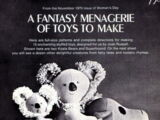 Woman's Day Fantasy Menagerie of Toys
