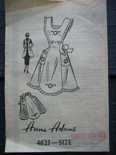 Anne adams 4623A