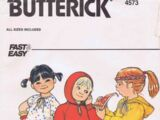 Butterick 4573 C