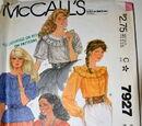 McCall's 7927