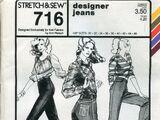 Stretch & Sew 716
