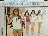 McCall's 5553 A