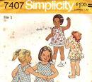 Simplicity 7407
