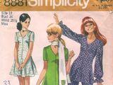Simplicity 8881 A