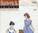 Butterick 6204