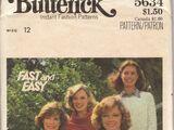 Butterick 5634