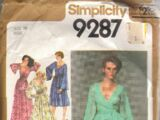 Simplicity 9287