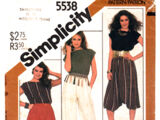Simplicity 5538 B