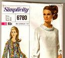 Simplicity 6780