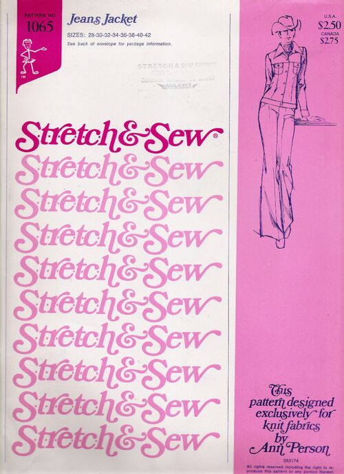 Stretch & Sew 1065 image