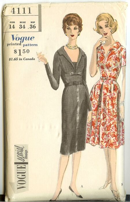 Vogue 4111 2