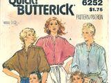 Butterick 6252