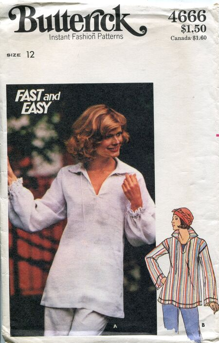 Butterick4666tunic