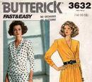 Butterick 3632 B