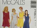 McCall's 7725 B