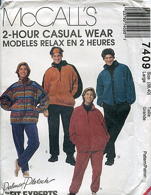 Mccalls7409outerwear