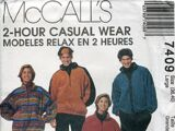 McCall's 7409 B