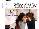 Simplicity 7058 A