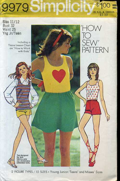 Simplicity 9979 Vintage Sewing Patterns Fandom Powered By Wikia