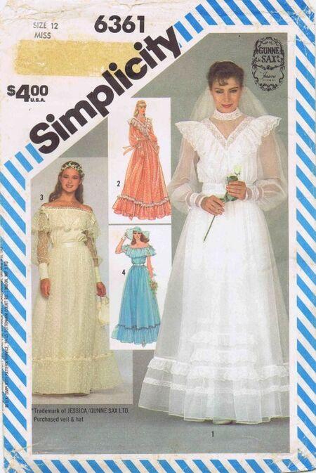 Simplicity 1983 6361