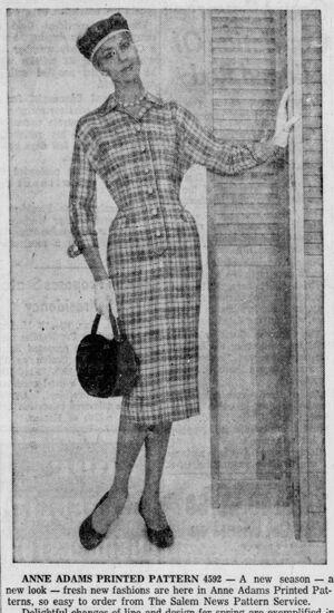 The Salem News Tue Jan 29 1957