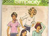 Simplicity 5358 A