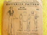 Butterick 4297 B