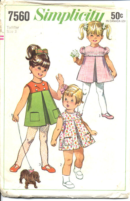 Simplicity7560front