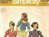 Simplicity 5077