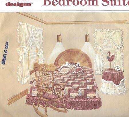 Sunrise designs bedroom suite
